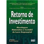 Livro - Retorno de Investimento
