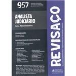 Livro - Revisaço Analista Judiciário Área Administrativa