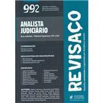 Livro - Revisaço Analista Judiciário Área Judiciária Tribunais Superiores, STF e CNJ