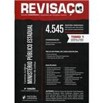 Livro - Revisaço: Carreiras Jurídicas Ministério Público Estadual