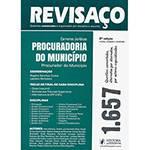 Livro - Revisaço: Carreiras Jurídicas - Procuradoria do Município