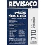 Livro - Revisaço: Defensoria Pública da União