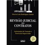 Livro - Revisão Judicial dos Contratos - Autonomia da Vontade e Teoria da Imprevisão