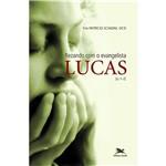 Livro - Rezando com o Evangelista Lucas