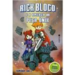 Livro - Rick Bloco e a Ameaça da Peça Ônix