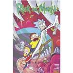 Livro - Rick e Morty