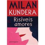 Livro - Risiveis Amores