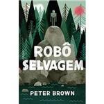 Livro - Robô Selvagem