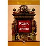 Livro - Roma e o Direito