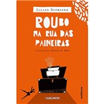 Livro - Roubo na Rua das Paineiras