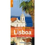 Livro - Rough Guide Direction Lisboa