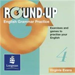 Livro - Round-up 4 - English Grammar Practice - Exercises And Games To Practise Your English