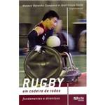 Livro - Rugby em Cadeira de Rodas: Fundamentos e Diretrizes