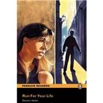 Livro - Run For Your Life - Penguin Readers