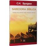 Livro - Sabedoria Bíblica