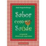 Livro - Sabor com Saúde - um Guia de Alimentação Vegetariana