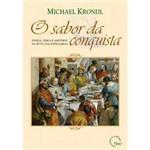 Livro - Sabor da Conquista, o