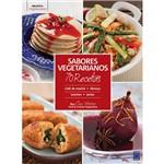 Livro - Sabores Vegetarianos - 70 Receitas