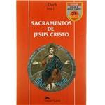Livro - Sacramentos de Jesus Cristo