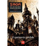 Livro - Saga de um Mundo Despedaçado: o Continente Perdido