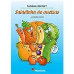 Livro - Saladinha de Queixas