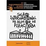 Livro - 33º Salão Internacional do Salão de Humor de Piracicaba