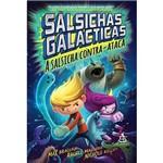 Livro - Salsichas Galácticas: a Salsicha Contra-ataca