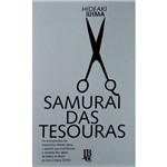 Livro - Samurai das Tesouras