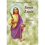 Livro : Santa Luzia - Novena