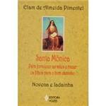 Livro - Santa Mônica - para Fortalecer as Mães e Trazer os Filhos para o Bom Caminho