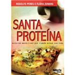 Livro - Santa Proteína
