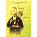 Livro - São Bento - Novena