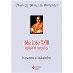 Livro - São João XXIII: o Papa da Esperança