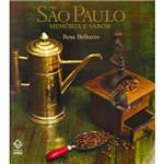 Livro - São Paulo Memória e Sabor