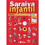 Livro - Saraiva Infantil de a A Z - Conforme a Nova Ortografia