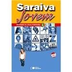 Livro - Saraiva Jovem - Dicionário da Língua Portuguesa Ilustrado