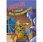 Livro - Scooby-doo! - o Chalé Mal-assombrado