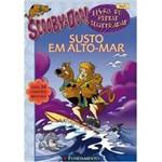 Livro - Scooby-Doo: Susto em Alto Mar