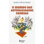 Livro - Segredo das Automassagens Chinesas, o