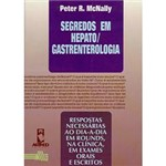 Livro - Segredos em Hepato Gastrenterologia