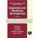 Livro - Segredos em Medicina de Urgência