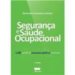 Livro - Segurança e Saúde Ocupacional