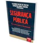 Livro - Segurança Pública: das Intenções à Realidade