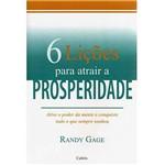 Livro - Seis Lições para Atrair a Prosperidade