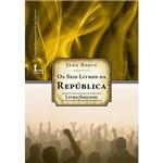 Livro - Seis Livros da República, o - Livro Segundo - Coleção Fundamentos do Direito