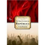 Livro - Seis Livros da República, os - Livro Primeiro