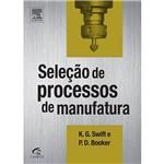Livro - Seleção de Processos de Manufatura