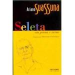 Livro - Seleta em Prosa e Verso - Ariano Suassuna