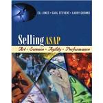 Livro - Selling ASAP: Art, Science, Agility, Performance