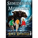 Livro - Semideuses e Monstros